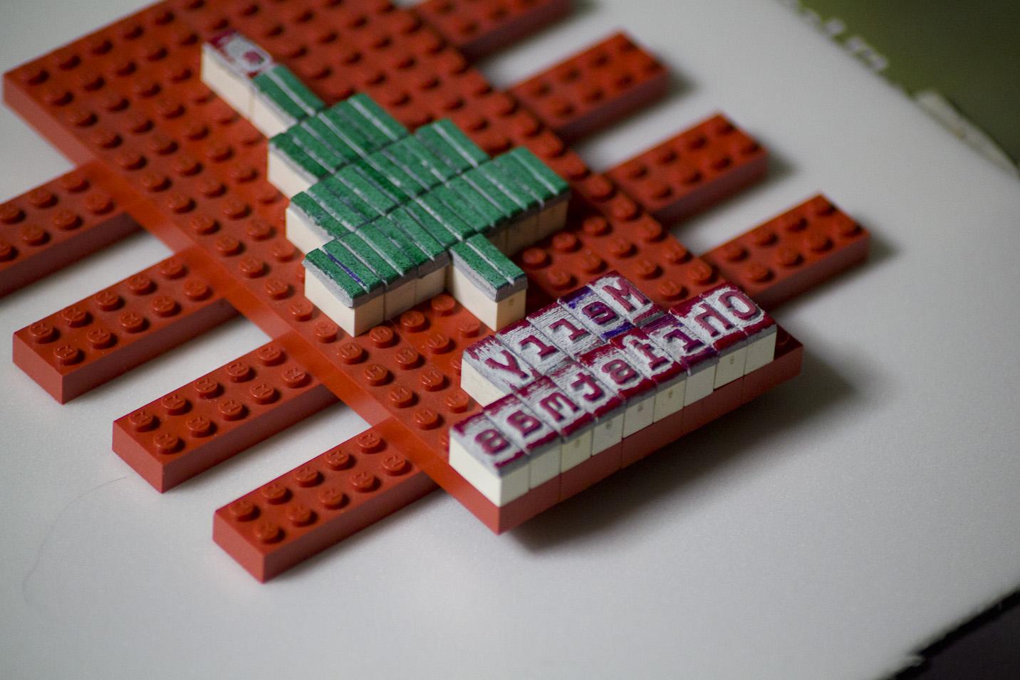 A Modular Rubber Stamp