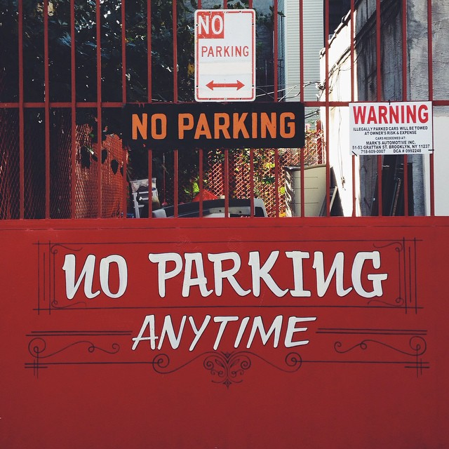 No Parking 24/7